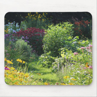 Deep Into September's Gardens! Mouse Pad