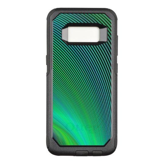 Deep OtterBox Commuter Samsung Galaxy S8 Case