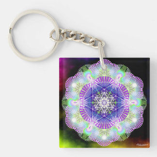 Deep Peace 2/Coherence Keychain