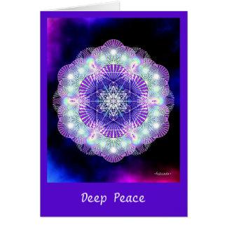 Deep Peace Card
