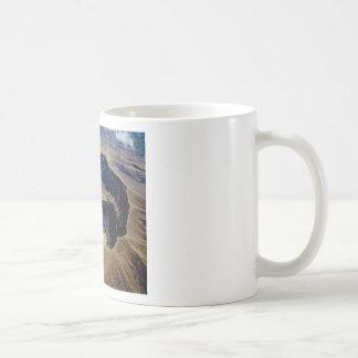 deep pond water coffee mug