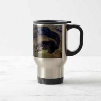 deep pond water travel mug