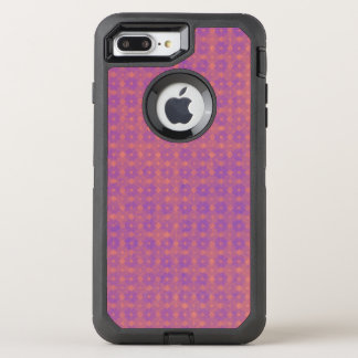 Deep Purple and Pink Diamonds OtterBox Defender iPhone 7 Plus Case