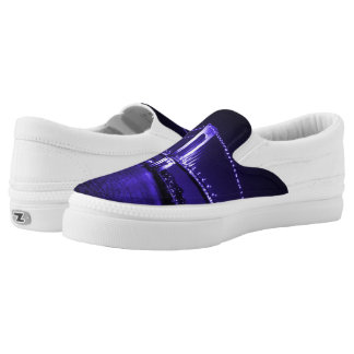 Deep Purple Bridge Z slipons Slip-On Sneakers