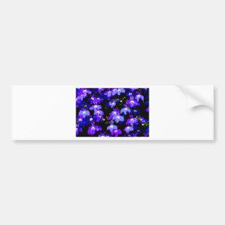 Deep Purple Delight Bumper Sticker