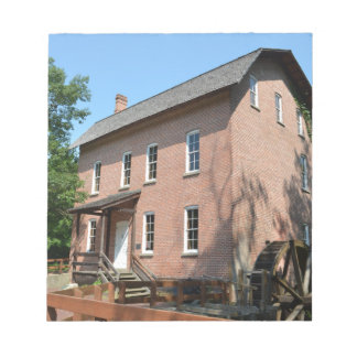 Deep River Water Mill Notepad