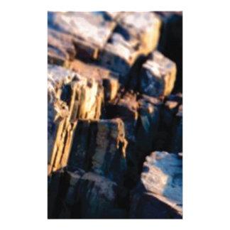deep rock crevice stationery