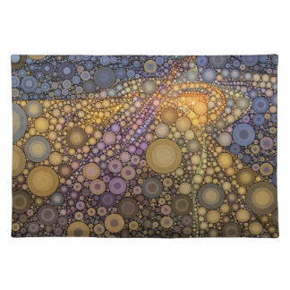 Deep Roots Abstract Placemat