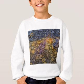 Deep Roots Abstract Sweatshirt