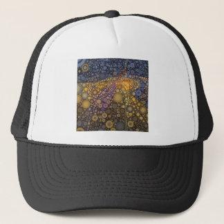 Deep Roots Abstract Trucker Hat