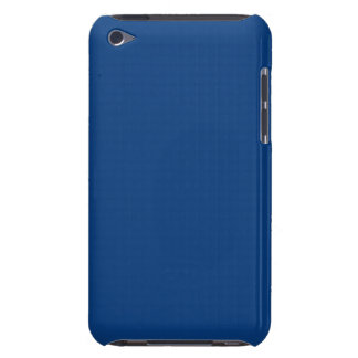 Deep royal blue iPod touch cases