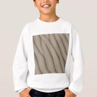 deep ruts on the sand sweatshirt