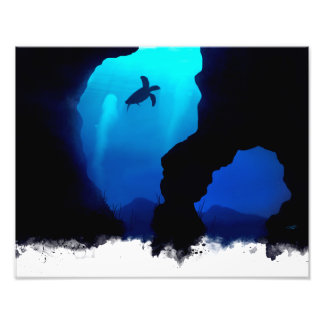 Deep Sea Art Photo