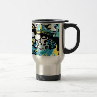 Deep Sea Leopard Travel Mug