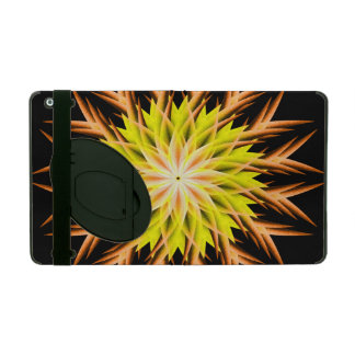 Deep Sea Life Form Mandala iPad Case