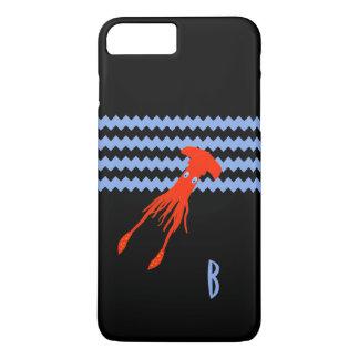 Deep Sea monogram phone case