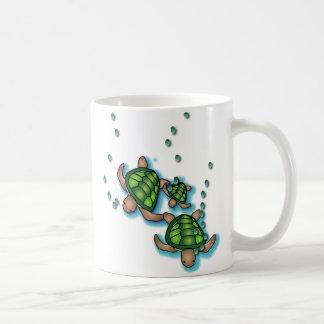 Deep Sea Turtles Mug