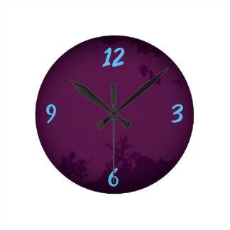 DEEP SLEEP NATURE ROUND CLOCK