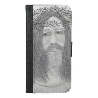 DEEP SORROW iPhone 6/6S PLUS WALLET CASE