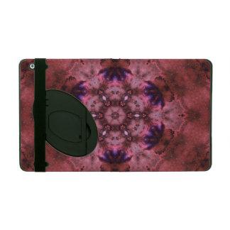 Deep Space Harmonics Mandala iPad Cover