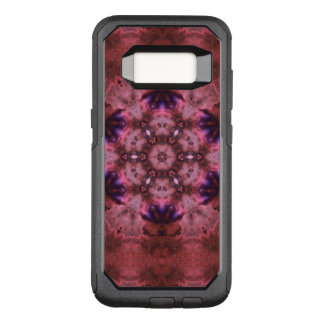 Deep Space Harmonics Mandala OtterBox Commuter Samsung Galaxy S8 Case