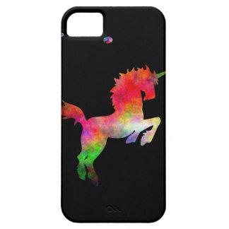 Deep Space Multi-hued Unicorn iPhone(5) CaseMate iPhone 5 Cases