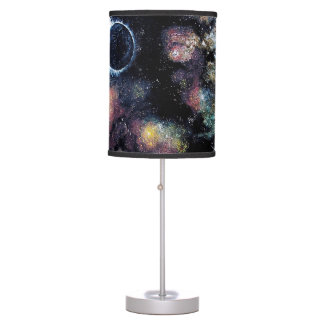 Deep Space One Table Lamp