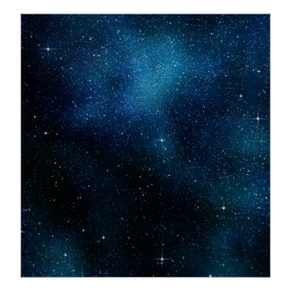 Deep Space Poster 1