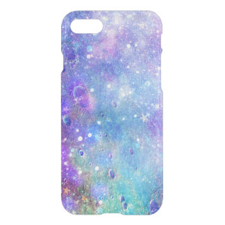 Deep Space Purple And Blue Tones iPhone 7 Case