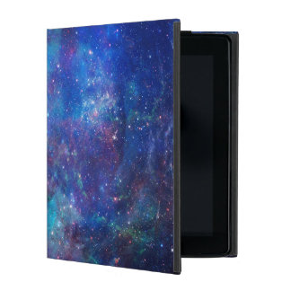 Deep Space Sparkles & Lights Background GR3 iPad Folio Case