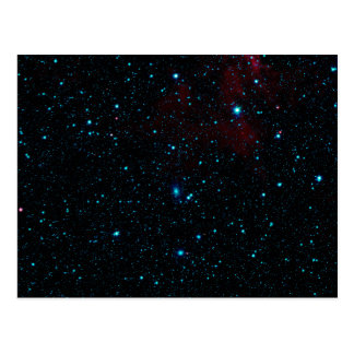 DEEP SPACE STAR EXPANSE ~ POSTCARD