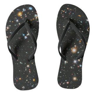 Deep Space Stars and Galaxies Flip Flops