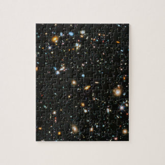 Deep Space Stars and Galaxies Jigsaw Puzzle