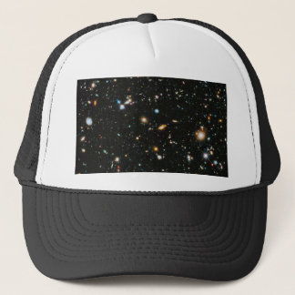 Deep Space Stars and Galaxies Trucker Hat