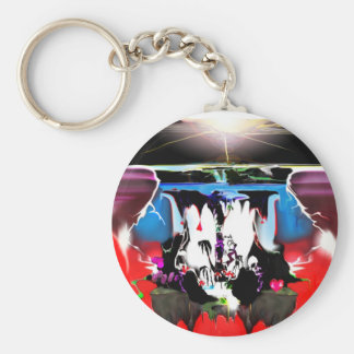Deep thought keychain