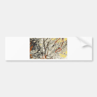 Deep Tree Bumper Sticker