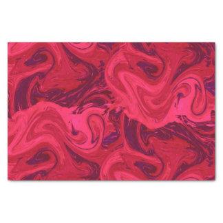 Deep vinous marbled texture, rich ebru technique tissue paper
