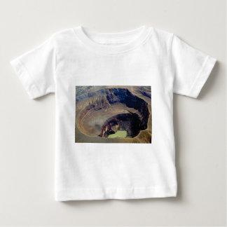 deep volcanic crater baby T-Shirt