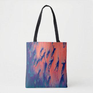 deep water dream tote bag