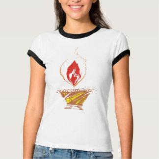 Deepak : Diwali Lamp T-Shirt