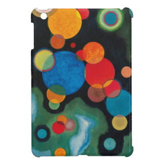 Deepened Impulse Abstract Oil on Canvas Kandinsky iPad Mini Case