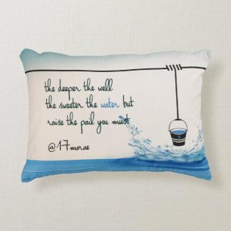 DEEPER Accent Pillow