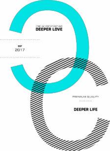 5ee3760e1 Deeper Love Life Sentence Motivational Quotes T-Shirt