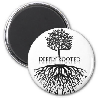 Deeply Rooted 2017 Magnet