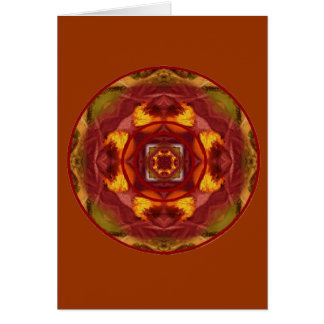Deeply Rooted Chakra Card