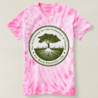 Deeply Rooted Environment Green T-shirt