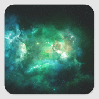 DeepVision Square Sticker