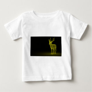 Deer abstract baby T-Shirt