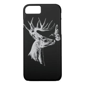 Deer and Humming Bird Talking iPhone 7 Case