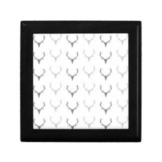 Deer Antler Pattern Gift Box